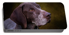 German Shorthaired Pointer Portable Battery Charger