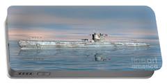 German Submarine U-99 Portable Battery Charger