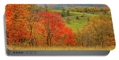 Germany Valley Dressed In Autumn Portable Battery Charger