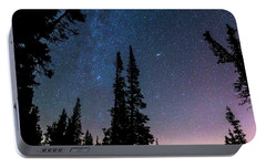 Portable Battery Charger featuring the photograph Getting Lost In A Night Sky by James BO Insogna