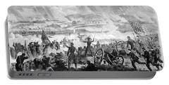 Gettysburg Battle Scene Portable Battery Charger