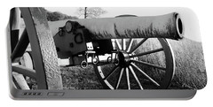 Gettysburg Cannon Portable Battery Charger