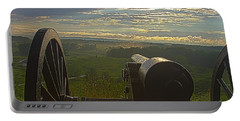 Gettysburg Canon Portable Battery Charger