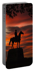 Gettysburg - Gen. Meade At First Light Portable Battery Charger