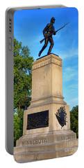 Gettysburg National Park 1st Minnesota Infantry Memorial Portable Battery Charger
