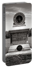 Gettysburg National Park 80th New York Infantry Militia Monument Portable Battery Charger