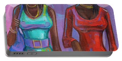 Ghana Ladies Portable Battery Charger