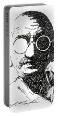 Ghandi Portable Battery Charger