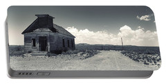 Ghost Church Portable Battery Charger