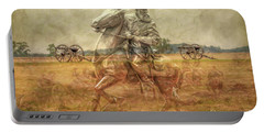 Ghosts Of Gettysburg II Portable Battery Charger