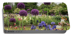 Giant Allium Guards Portable Battery Charger