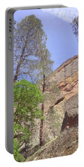 Portable Battery Charger featuring the photograph Giant Boulders by Art Block Collections
