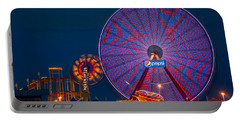 Giant Ferris Wheel Portable Battery Charger
