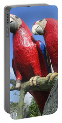 Giant Macaws Portable Battery Charger
