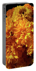 Giant Marigolds Portable Battery Charger