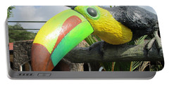 Giant Toucan Portable Battery Charger