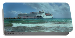 Portable Battery Charger featuring the photograph Giants Of The Sea by John M Bailey