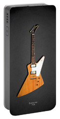 Gibson Explorer 1958 Portable Battery Charger