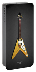 Gibson Flying V Portable Battery Charger