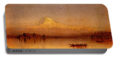 Gifford Sanford Robinson Mount Rainier Bay Of Tacoma Portable Battery Charger