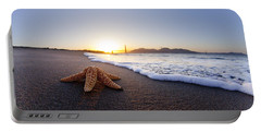 Golden Gate Starfish Portable Battery Charger