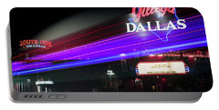 Gilley's Dallas Night Club Portable Battery Charger