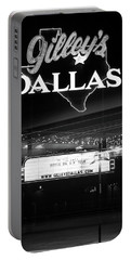 Gilley's Dallas V3bw Portable Battery Charger