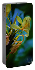 Portable Battery Charger featuring the photograph Ginger Blossom by Craig Wood