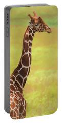 Giraffe - Backward Glance Portable Battery Charger