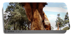 Giraffe Getting Personal 6 Portable Battery Charger