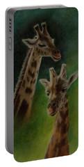 Giraffe Giraffe Portable Battery Charger