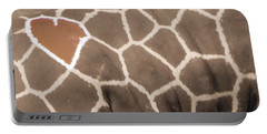 Giraffe Love Portable Battery Charger
