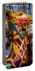 Giraffe Ride Portable Battery Charger