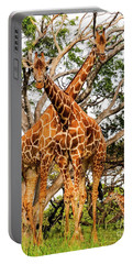 Giraffe's Looking Portable Battery Charger