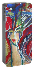Girl Portable Battery Charger