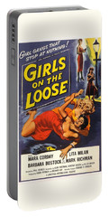 Girls On The Loose Portable Battery Charger