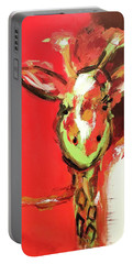 Giselle The Giraffe Portable Battery Charger
