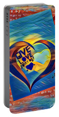 Give Love Portable Battery Charger