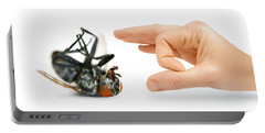 Give Pests The Flick Portable Battery Charger