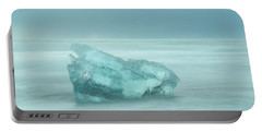 Glacial Iceberg Seascape. Portable Battery Charger