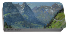 Glacier Afternoon Portable Battery Charger