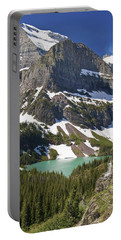 Glacier Backcountry Portable Battery Charger by Gary Lengyel