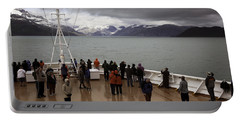 Glacier Bay - Alaska Portable Battery Charger