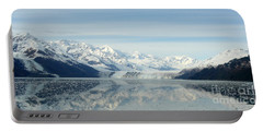 Glacier Bay Reflections Portable Battery Charger by Susan Lafleur