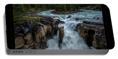 Glacier Falls Portable Battery Charger
