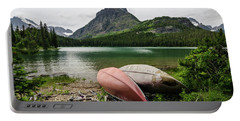 Glacier National Park Portable Battery Charger