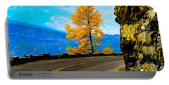 Portable Battery Charger featuring the photograph Glacier National Park by Norman Hall