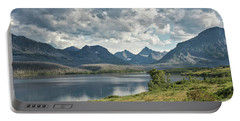 Glacier National Park - St. Mary Lake Portable Battery Charger