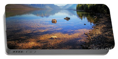 Glacier National Park View Portable Battery Charger