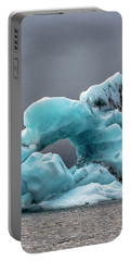 Glacier With Hole Portable Battery Charger